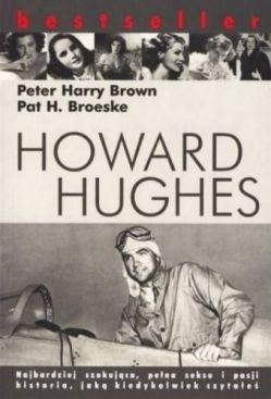 Okładka książki Howard Hughes