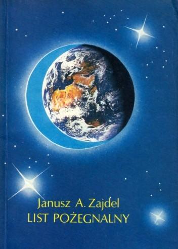 Okładka książki List pożegnalny