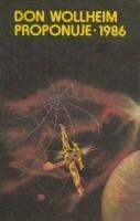 Okładka książki Don Wollheim proponuje 1986