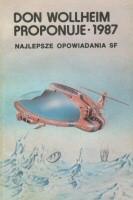 Okładka książki Don Wollheim proponuje 1987