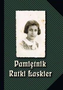 Okładka książki Pamiętnik Rutki Laskier