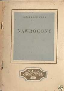 Okładka książki Nawrócony