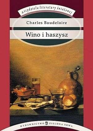 Okładka książki Wino i haszysz