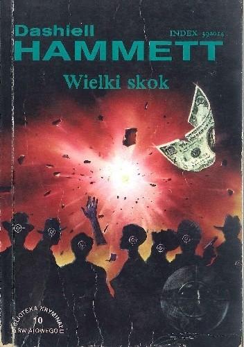 Okładka książki Wielki skok