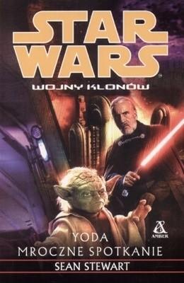 Okładka książki Yoda: mroczne spotkanie