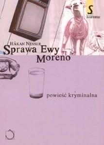 Okładka książki Sprawa Ewy Moreno
