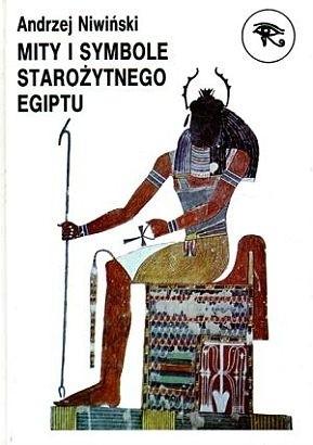 Okładka książki Mity i symbole starożytnego Egiptu