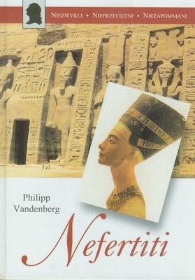 Okładka książki Nefertiti