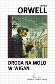 Okładka książki Droga na molo w Wigan