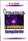 Okładka książki Organizacja i architektura komputerów