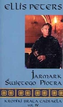 Okładka książki Jarmark świętego Piotra