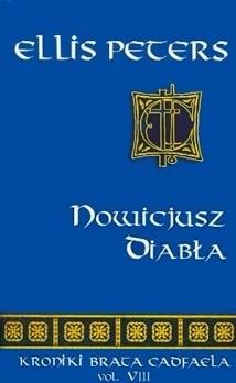 Okładka książki Nowicjusz diabła