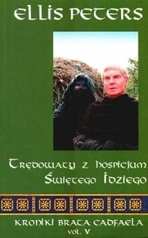 Okładka książki Trędowaty z hospicjum Świętego Idziego
