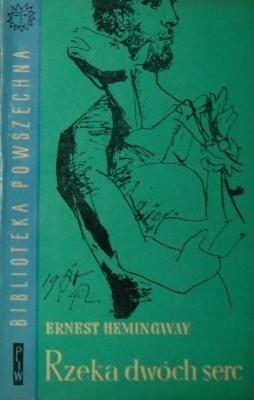Okładka książki Rzeka dwóch serc i inne opowiadania