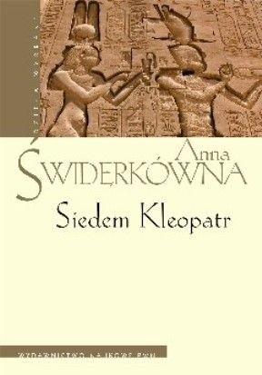 Okładka książki Siedem Kleopatr