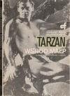 Okładka książki Tarzan wśród małp