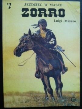 Okładka książki Zorro - jeździec w masce (3 tomy)