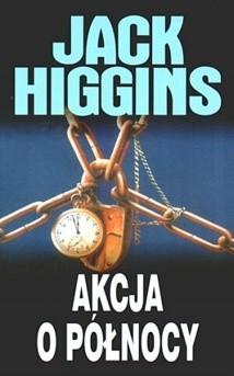 Okładka książki Akcja o północy
