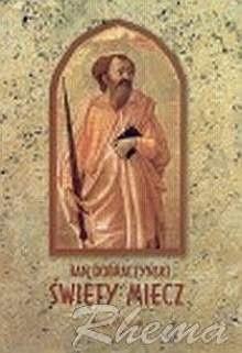 Okładka książki Święty miecz