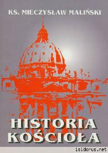 Okładka książki Historia Kościoła