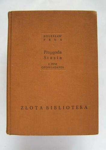 Okładka książki Przygoda Stasia