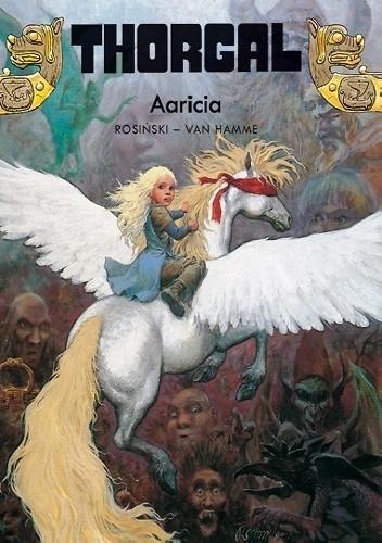 Okładka książki Thorgal: Aaricia