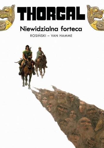 Okładka książki Thorgal: Niewidzialna forteca