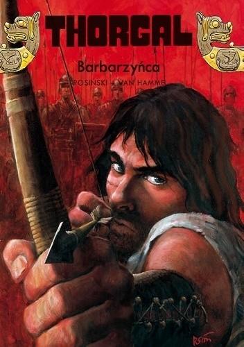 Okładka książki Thorgal: Barbarzyńca