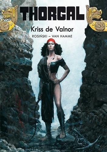 Okładka książki Thorgal: Kriss de Valnor