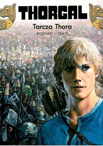 Okładka książki Thorgal: Tarcza Thora
