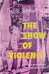 Okładka książki The Show of Violence