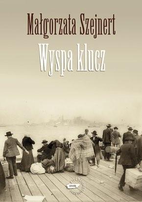 Okładka książki Wyspa klucz