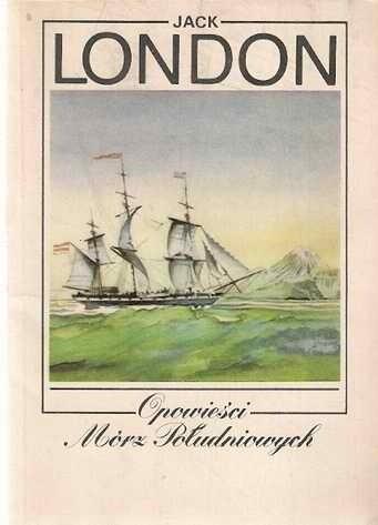 Okładka książki Opowieści Mórz Południowych