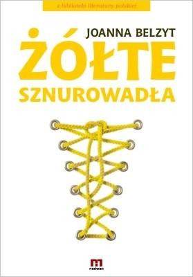 Okładka książki Żółte sznurowadła