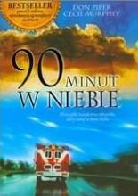 Okładka książki 90 minut w niebie