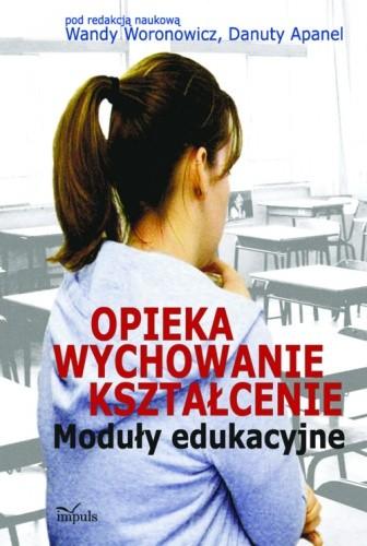 Okładka książki Opieka-wychowanie-kształcenie
