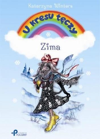 Okładka książki U kresu tęczy. Zima