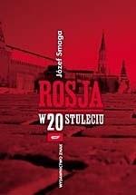 Okładka książki Rosja w 20 stuleciu