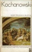 Okładka książki Sobie śpiewam a muzom