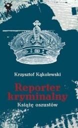Okładka książki Książę oszustów