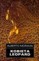 Okładka książki Kobieta Leopard