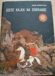 Okładka książki Sześć bajek na dobranoc