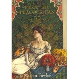 Okładka książki Below the Peacock Fan: First Ladies of the Raj