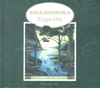 Okładka książki Tolkienowska Księga Dni