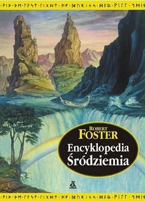 Okładka książki Encyklopedia Śródziemia