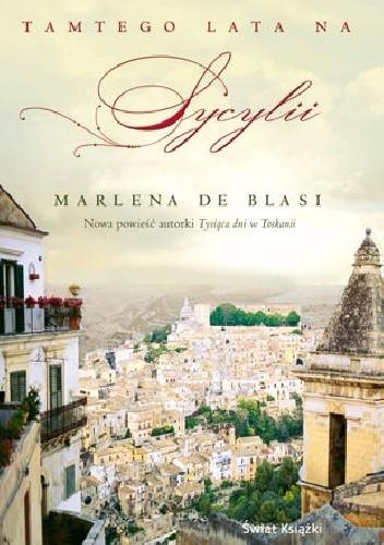 Okładka książki Tamtego Lata na Sycylii
