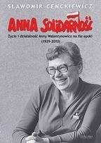 Okładka książki Anna Solidarność