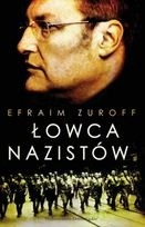 Okładka książki Łowca Nazistów