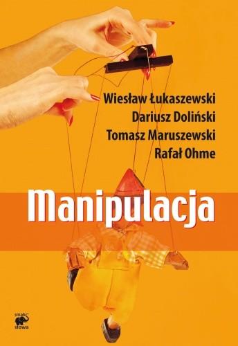Okładka książki Manipulacja