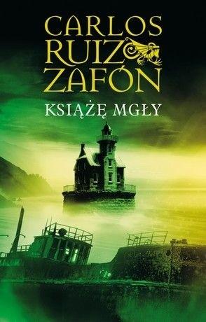 Okładka książki Książę Mgły